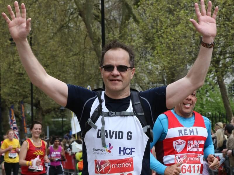 Apply for a place to run the 2021 Virgin Money London Marathon