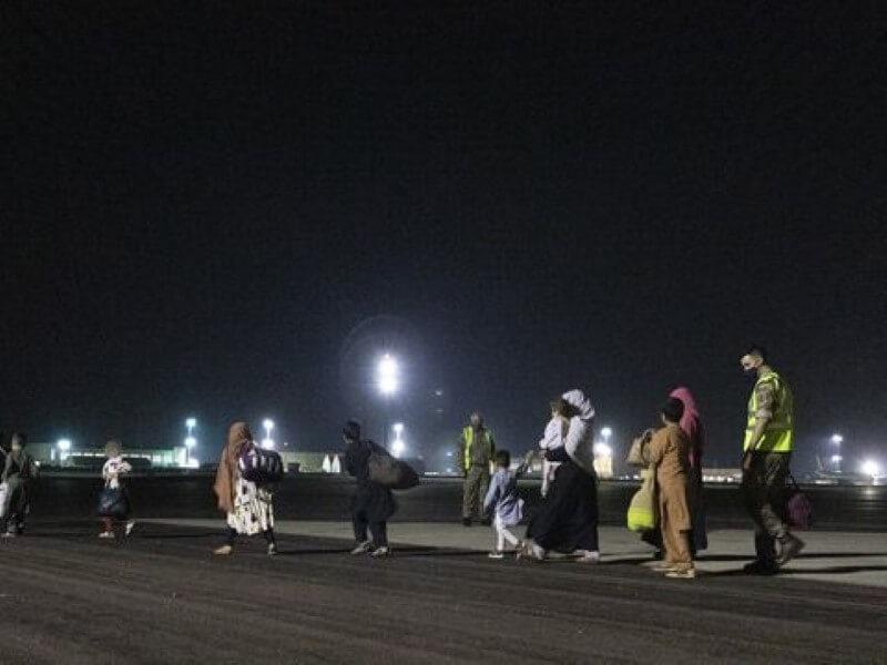 Hertfordshire Afghan arrivals and refugees appeal